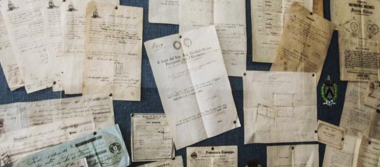 villa iachia archivio storico